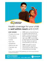Chip School Flyer