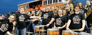 Milton Marching band