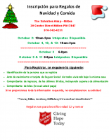 2018-Christmas Signup Flyer- Español