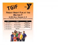 2018 Fall Milton TGIF
