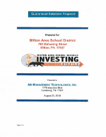 Air Managment Technologies Proposal